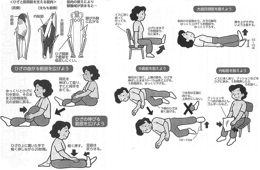 関節 痛 ストレッチ 膝 股関節、腰、膝の痛み改善ストレッチで絶対やってはいけないこと